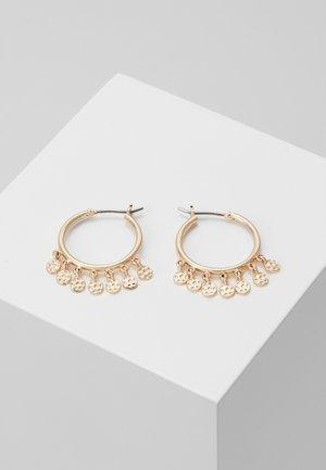 EARRINGS PANNA - Ohrringe - rose gold-coloured