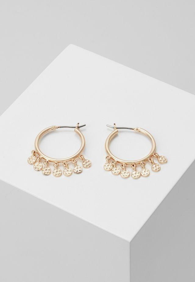 EARRINGS PANNA - Orecchini - rose gold-coloured