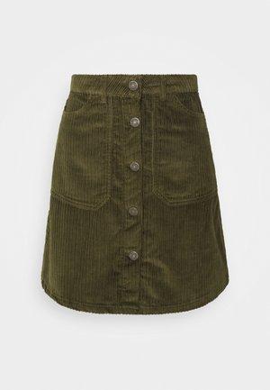 NMSUNNY SHORT SKIRT - A-line skirt - kalamata