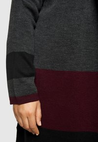 Evans - COLOURBLOCK COATIGAN - Cardigan - multi - 6