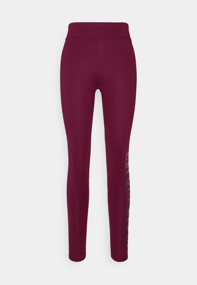 FULL LENGTH  - Legging - red