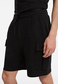 KARL LAGERFELD - Shorts - black - 4