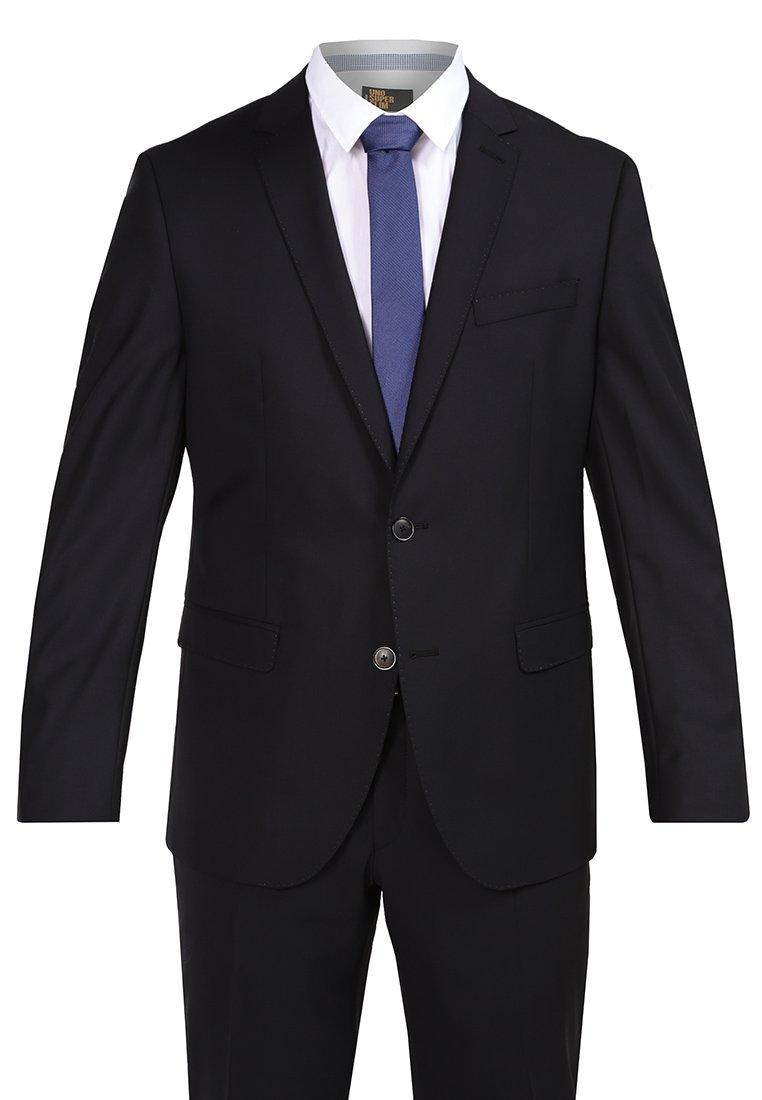 Bugatti FLEXCITY-STRETCH SLIM FIT - Costume - schwarz