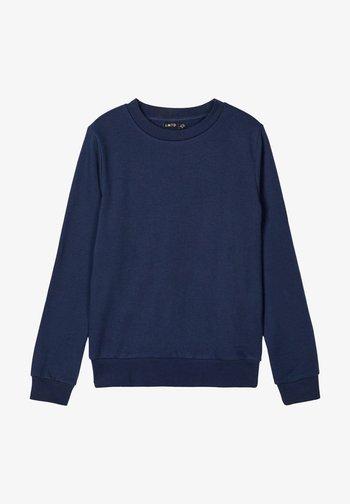 Sweater - dress blues