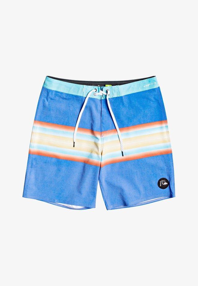 HIGHLINE SIX CHANNEL - Shorts - nebulas blue