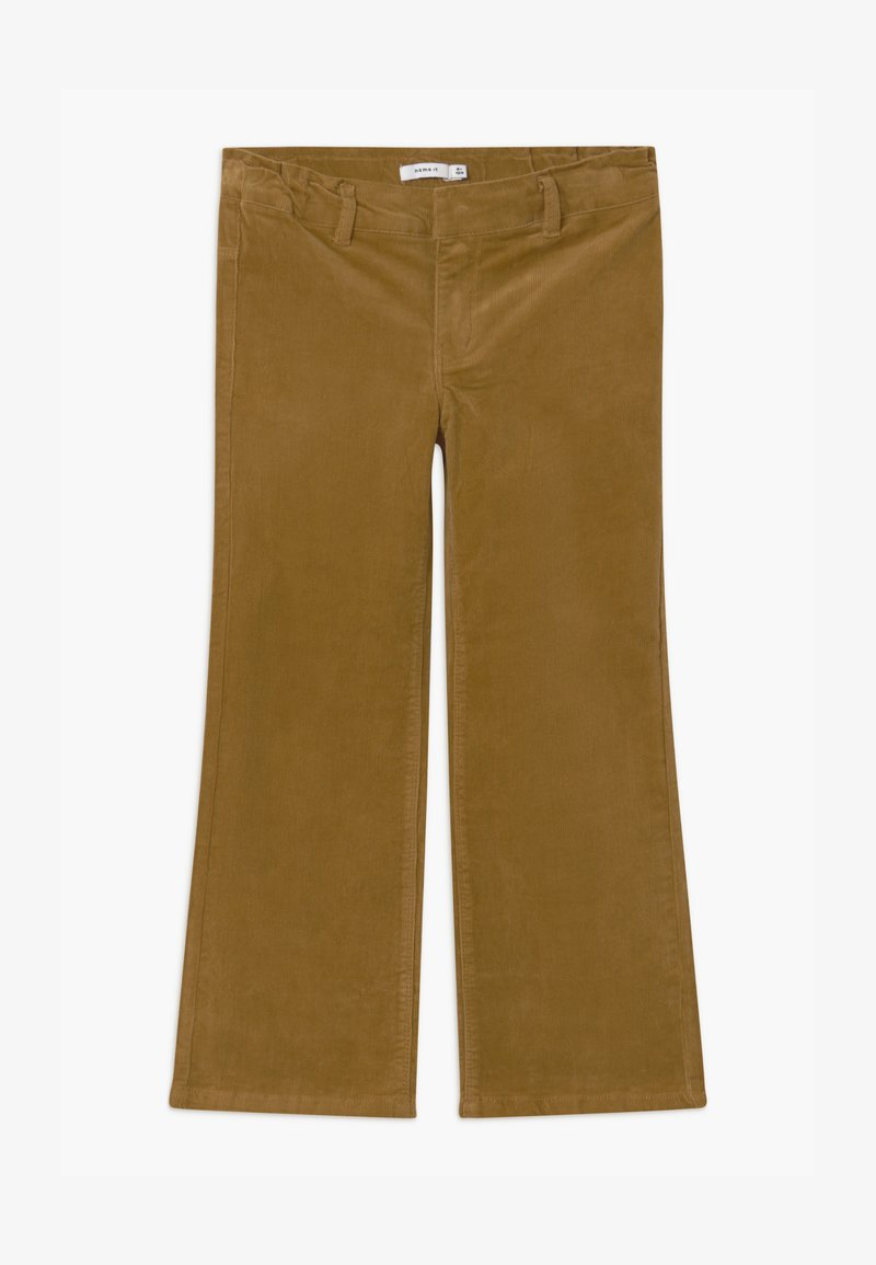 Name it - NKFSALLI  - Trousers - medal bronze