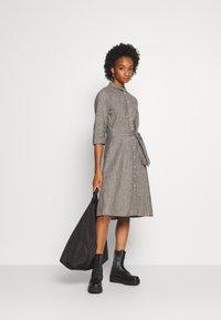 Opus - WUTA - Shirt dress - black - 1