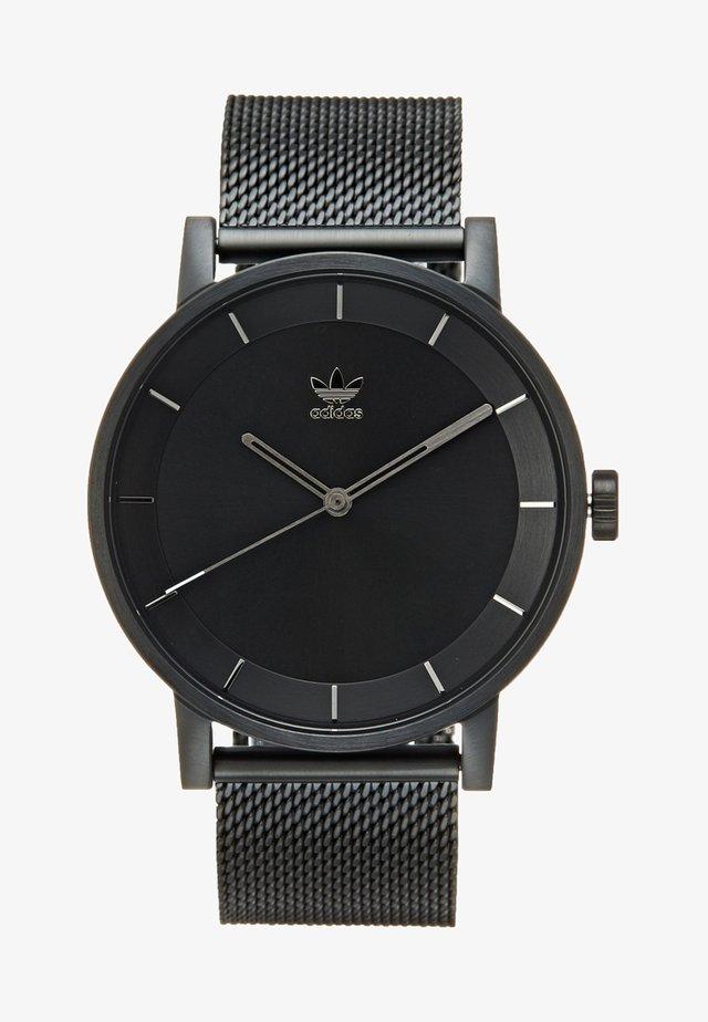 DISTRICT M1 - Horloge - all black/gunmetal