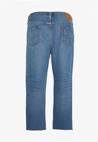 Levi's® - STAY LOOSE DENIM CROP - Relaxed fit jeans - blue denim - 1