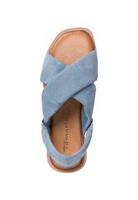 Tamaris - Sandals - blue - 2