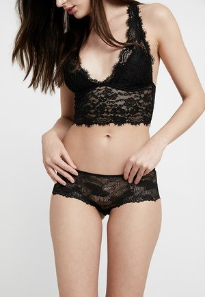 SPOTLIGHT BANDEAU BRIEF - Briefs - black