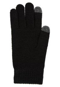 adidas Performance - JUVENTUS TURIN GLOVES - Gloves - black - 4