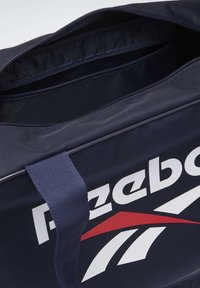 Reebok Classic - CLASSICS FOUNDATION DUFFLE BAG - Sports bag - blue - 3