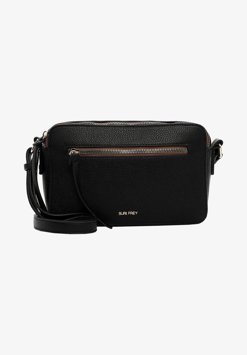 SURI FREY - NETTY - Across body bag - black 100