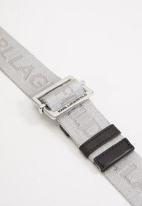 KARL LAGERFELD - Belte - silver - 3