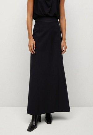 COFI7-A - A-line skirt - zwart