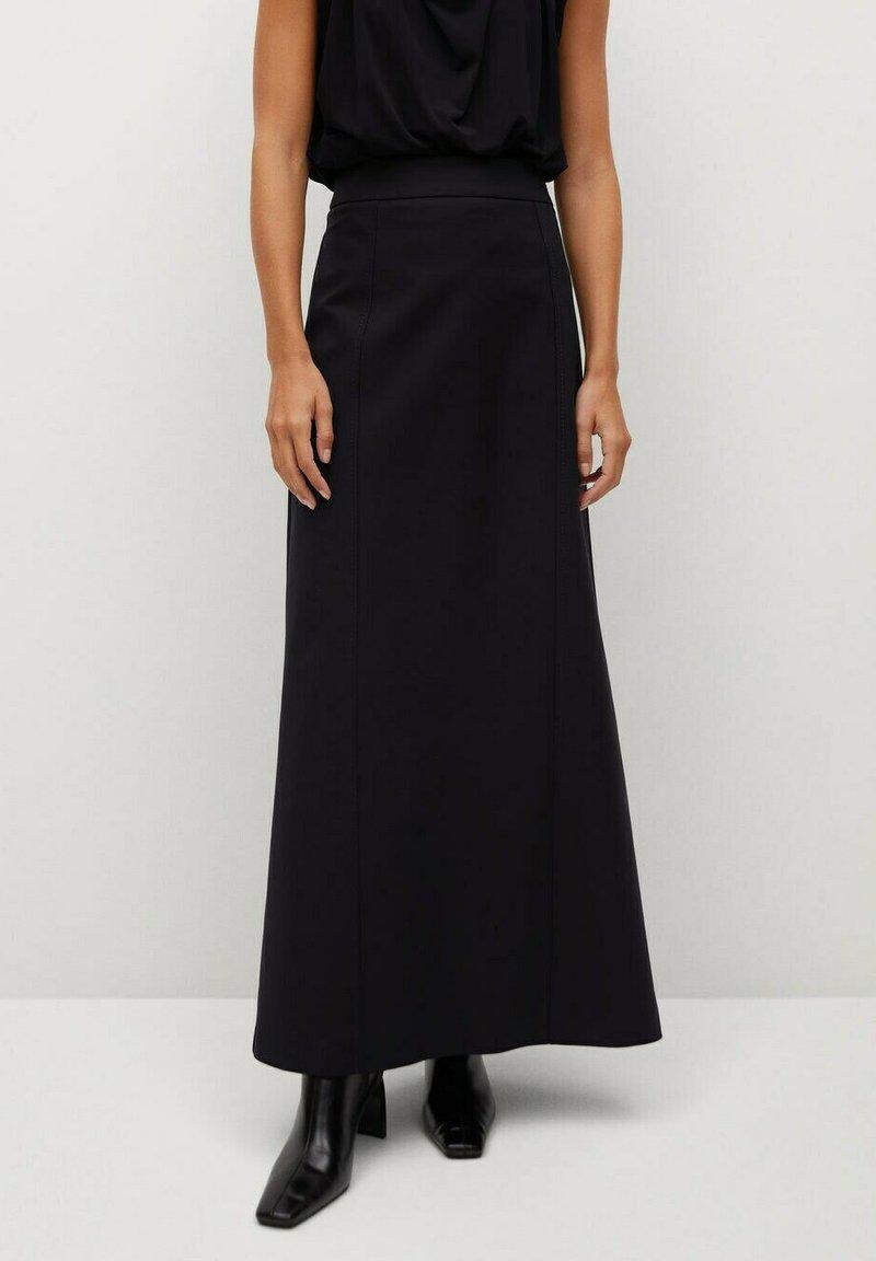 Mango - COFI7-A - A-line skirt - zwart