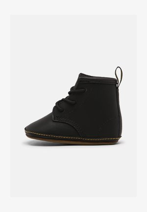 1460 CRIB UNISEX - First shoes - black mason