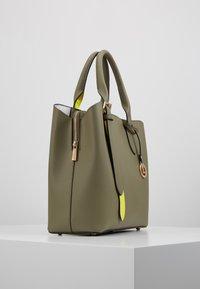 L. CREDI - ELUISE - Handbag - khaki - 3