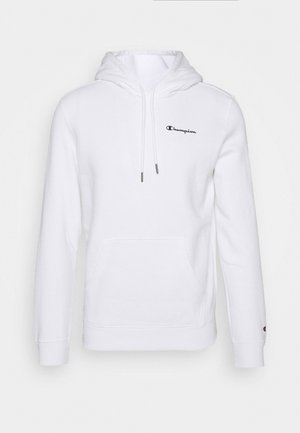LEGACY HOODED - Jersey con capucha - wihte