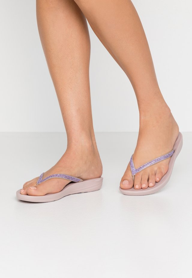 SPARKLE - Pool shoes - nude