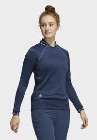 adidas Performance - Sweatshirt - blue - 0