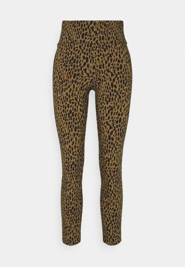 VIMARIKKA NEW - Leggings - Trousers - butternut