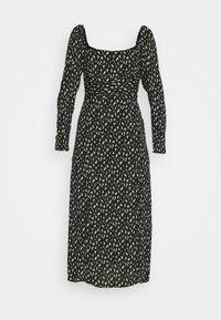 Fashion Union - TITAN DRESS - Day dress - black - 5