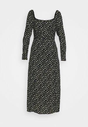 TITAN DRESS - Day dress - black