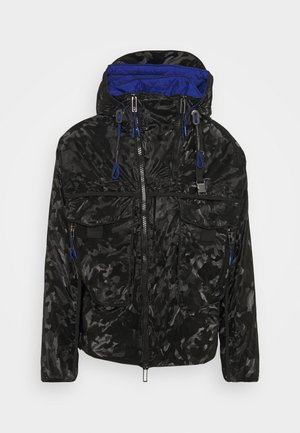 BLOUSON JACKET - Light jacket - black
