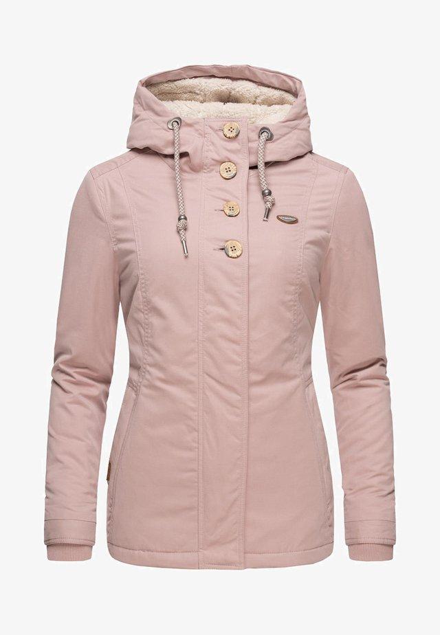 LYNX  - Winter jacket - light pink