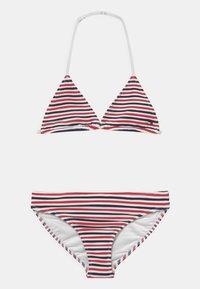 Tommy Hilfiger - TRIANGLE SET - Bikini - red - 0