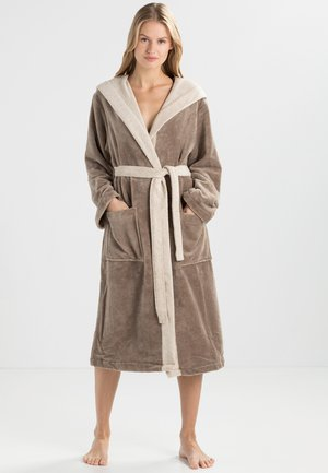 POPPY  - Dressing gown - timber