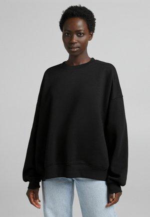OVERSIZE  - Sweatshirt - black