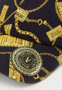 Versace Jeans Couture - UNISEX - Cap - black - 6