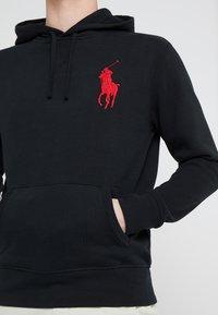 Polo Ralph Lauren - MAGIC - Kapuzenpullover - black - 5