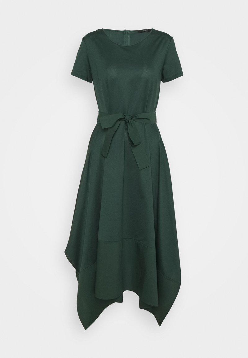 WEEKEND MaxMara - RIVALTA - Jersey dress - dunkelgruen