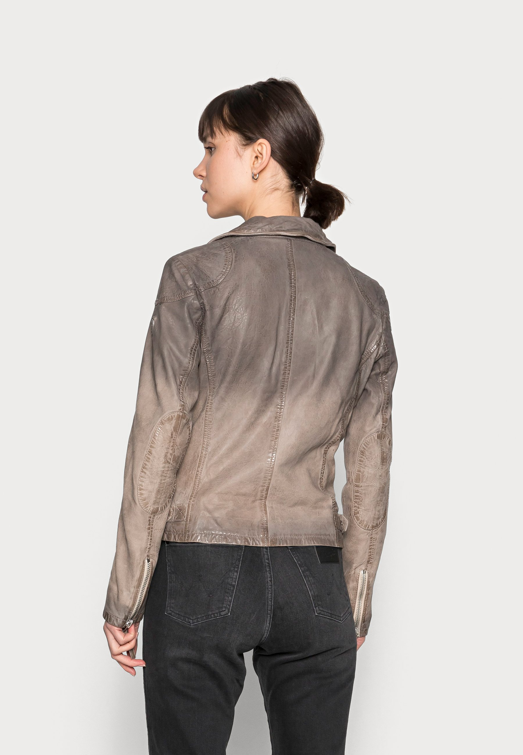 Women KANDY LAMOV - Leather jacket