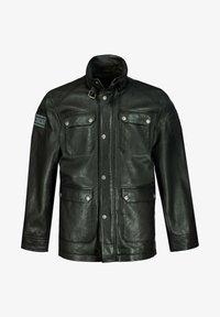 JP1880 - Leather jacket - schwarz - 0