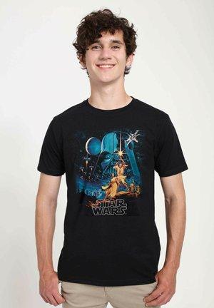 STAR WARS  - T-shirts print - black
