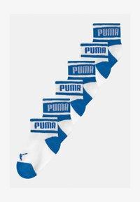 Puma - PUMA BABY WORDING 6 PACK - Sokken - white/blue - 0