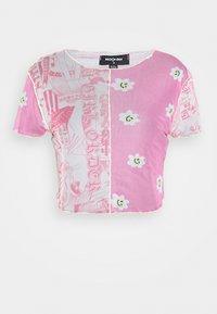 NEW girl ORDER - MIXED EDGED  - T-shirt print - multi - 3