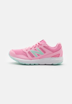 570 LACES UNISEX - Neutral running shoes - pink