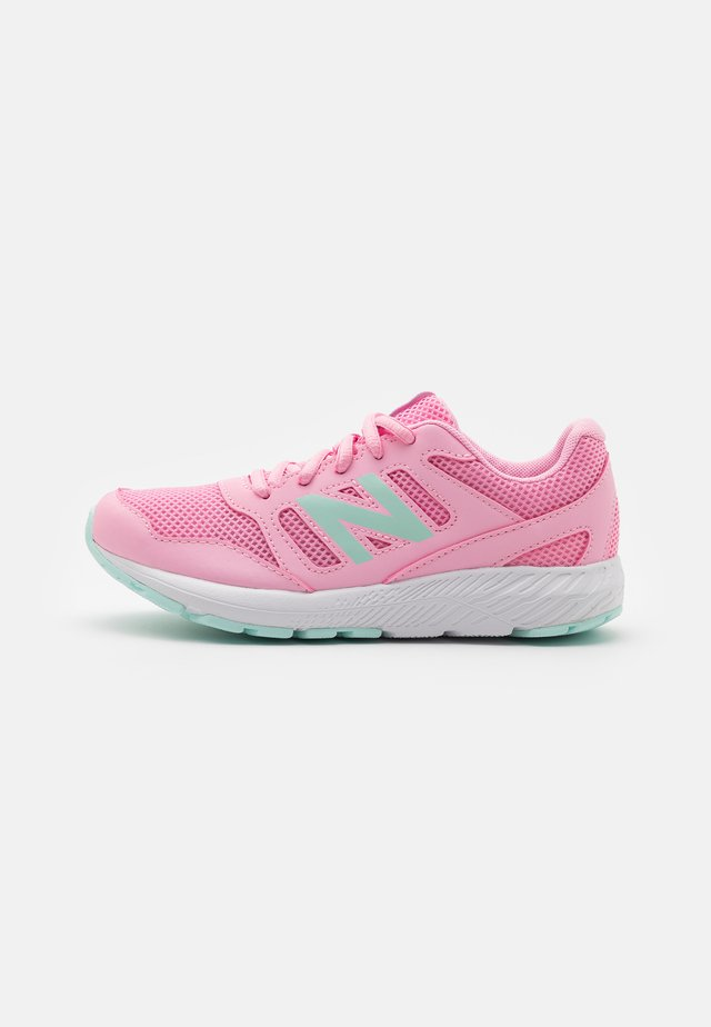 570 LACES UNISEX - Zapatillas de running neutras - pink