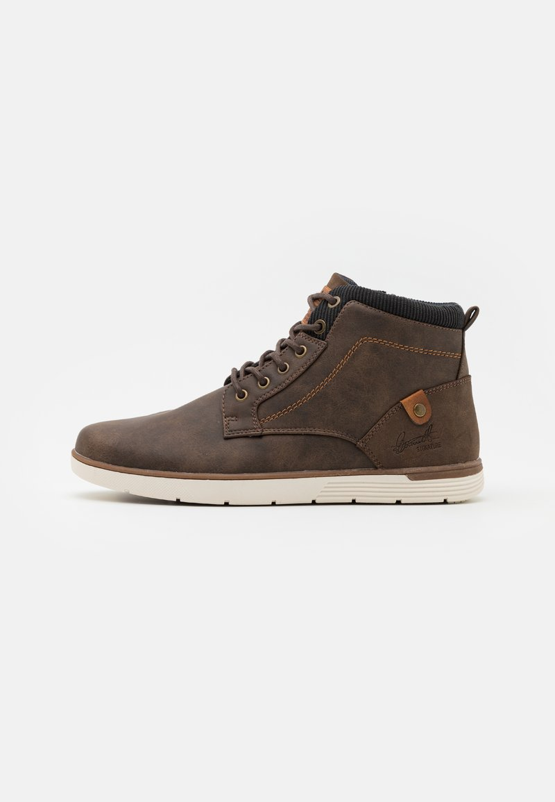 Pier One - High-top trainers - brown