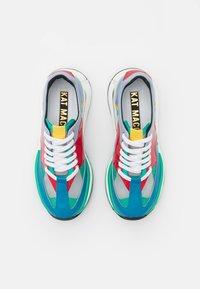 Kat Maconie - MARIANNE - Sneakers laag - slate/multicolor - 5
