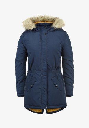 PAOLA - Winter coat - blue