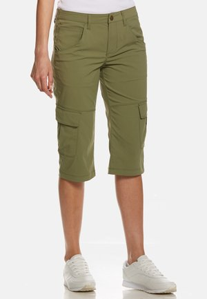 MARLA - Shorts outdoor - leaves