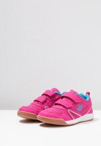LICO - BOULDER - Trainers - pink/türkis - 3