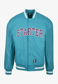 Bomber Jacket - lake blue